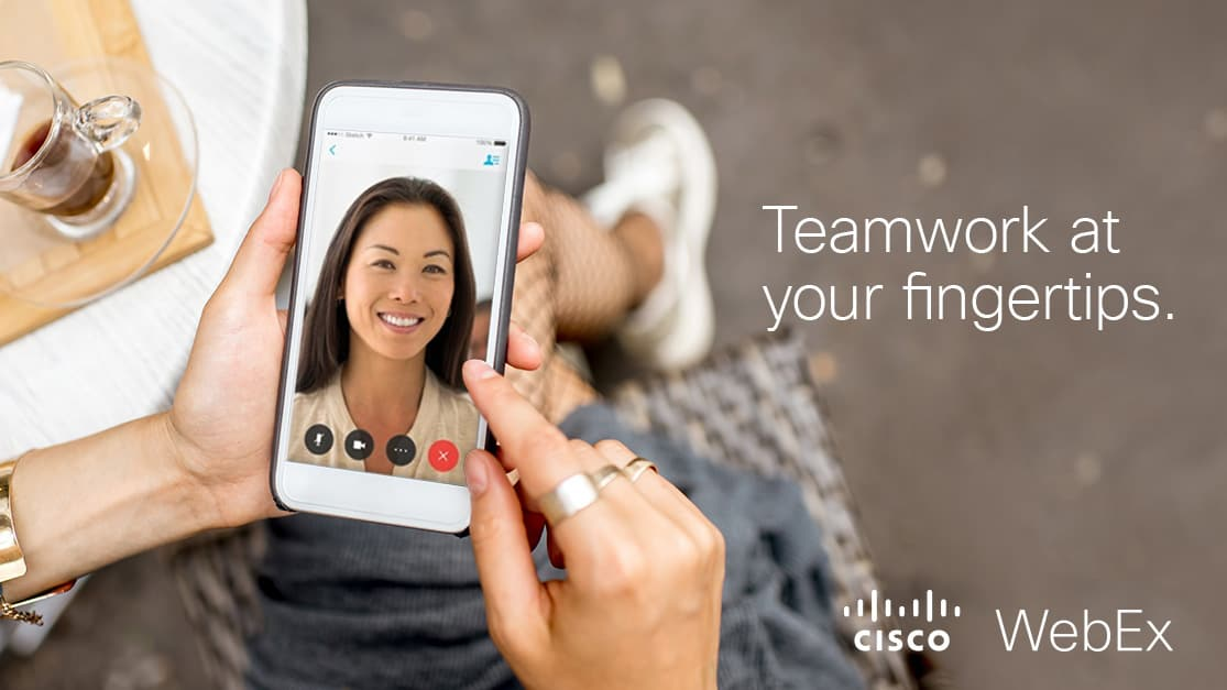 Cisco WebEx + Cisco Spark:  Get your free trial!