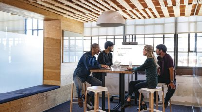 Cisco + Samsung:  Powering Workplace Transformation By Doubling-Down on Huddle Spaces and Ideation