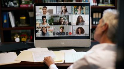 Experience the new Webex for Education – Simple and secure out-of-the-box