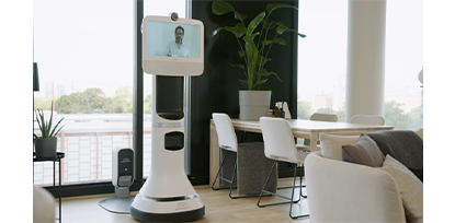 Expansion in Times of Adversity: Using Telepresence Robots to Boost Real Estate Sales