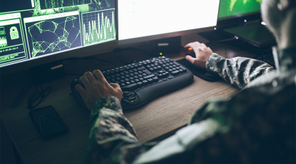 Bringing the best of Webex to Defense